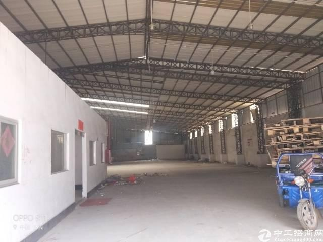 原房东临时仓库独院2500平低价招租