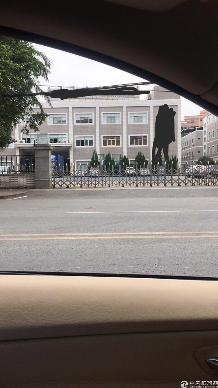 深圳红本厂房占地2700平建筑4600平急售