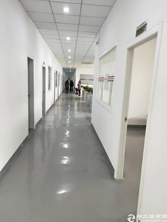 平湖现成装修厂房出租,2500平方带无尘车间-图6
