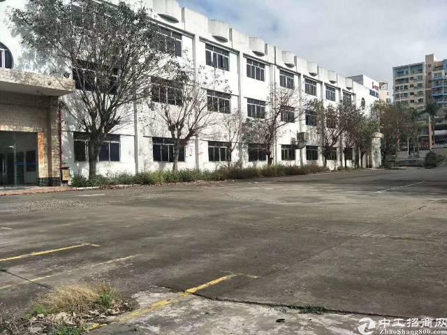 惠阳新圩集体国土红本厂房出售