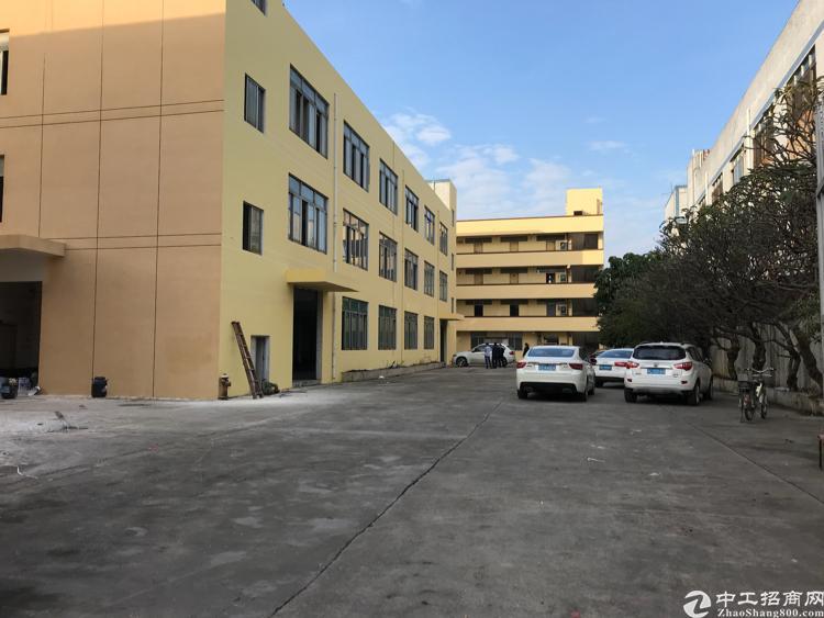 龙岗中心城全新独院厂房5350平方出租,可分租