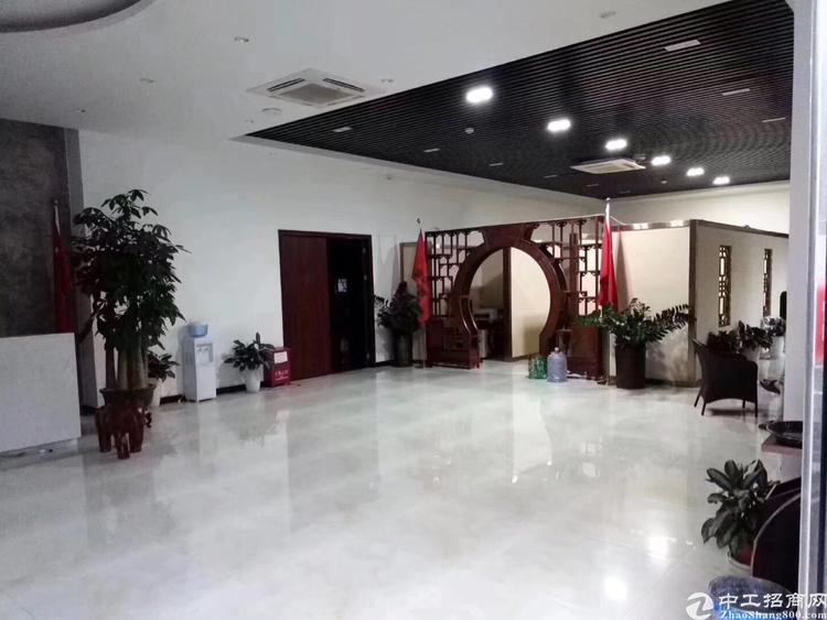 龙华上塘地铁口精装修电商产业园厂房1300平