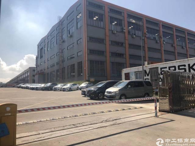 沙井共和新出原房东空地超大独院钢构厂房30000平
