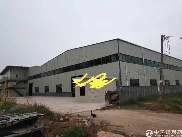 惠州博罗县园洲镇精品独院钢构厂房6000平米
