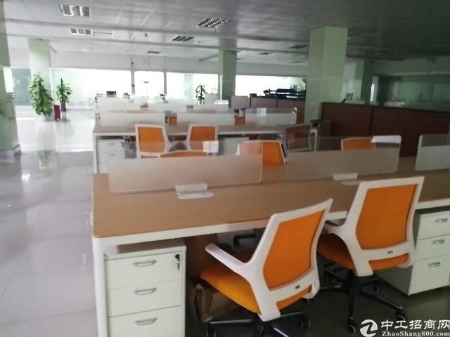 公明长圳漂亮独院厂房招租可分租