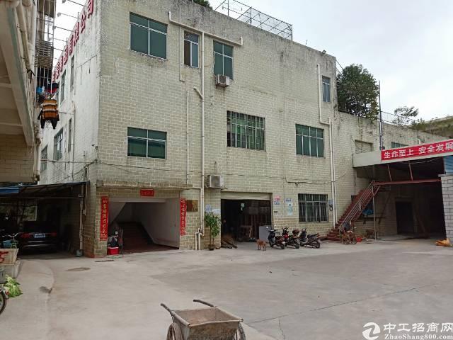 深圳宝安机荷高速出入口处新出独院3400平米35元招租