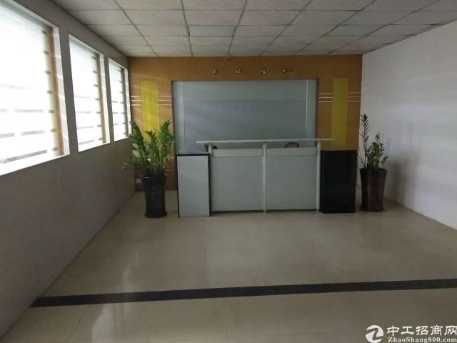 福永107边上带装修厂房600平出租 采光特别好