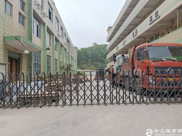 龙岗新生独院厂房7000平出租。