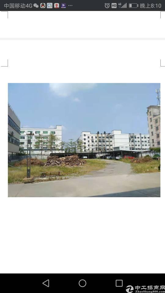 惠州博罗标准厂房出售