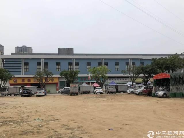 惠城区江边楼上5000平米带装修厂房出租,无转让费