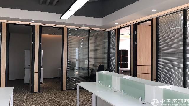 西乡洲石路文创双补产业园精装288平写字楼出租