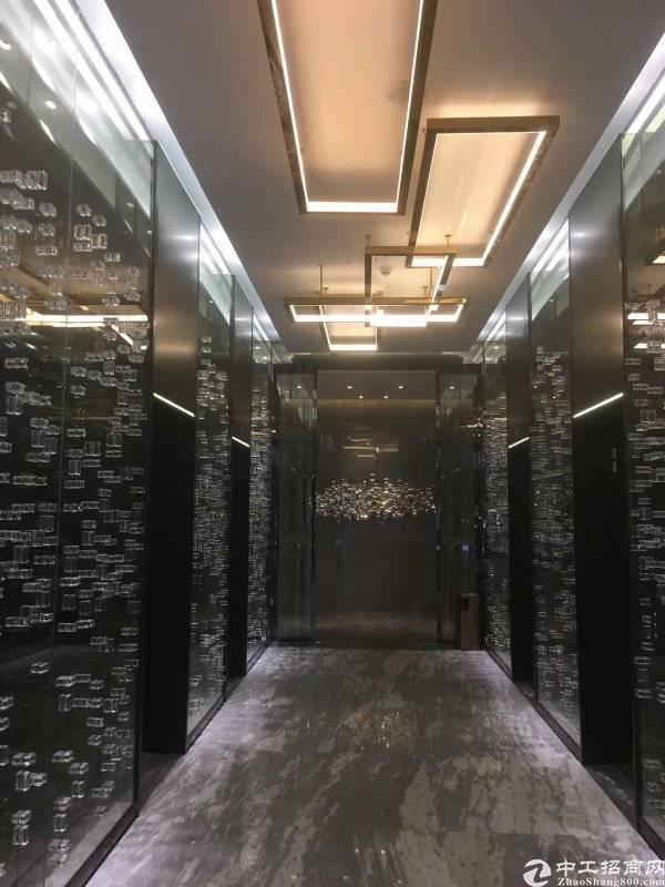 宝安中心地铁口精装修写字楼