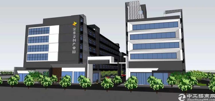 宗泰文创产业园三期全新精装修带家私领包入住办公