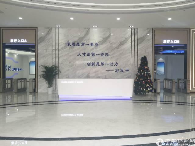 平湖华南城附近一楼带装修1200平方
