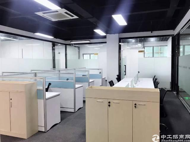 兴东地铁地铁口精装写字楼出租可申请政府补贴