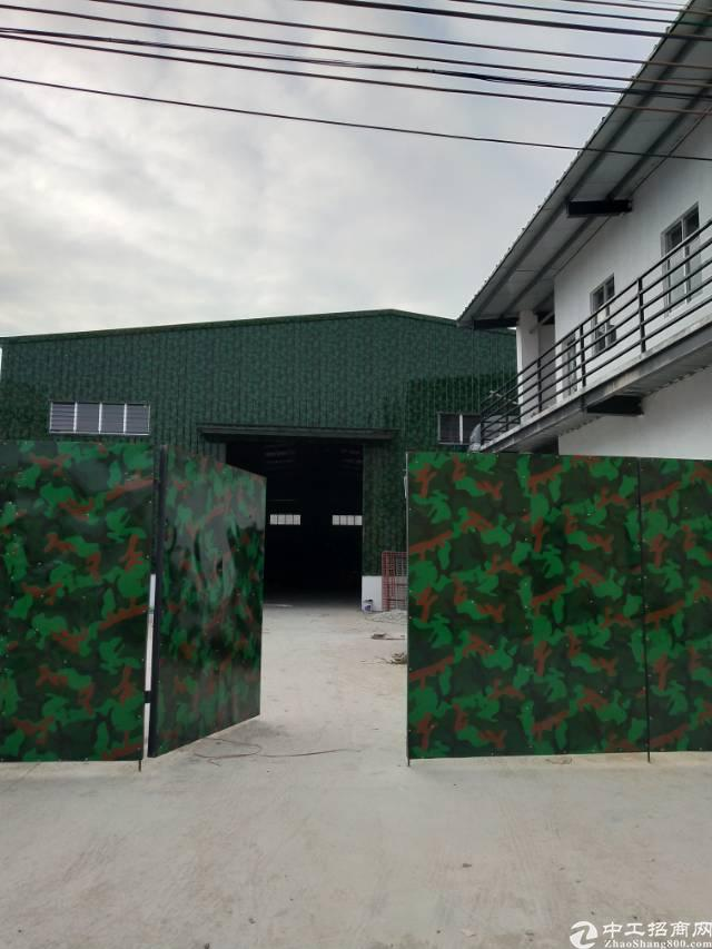 惠州市博罗县龙华镇精品独院单一层厂房3600平米
