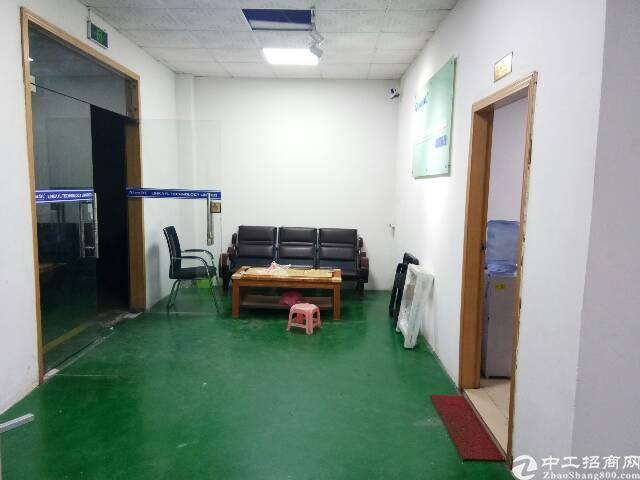 长安乌沙刚搬空楼上500平豪华办公室吊顶厂房招租标准公摊出租