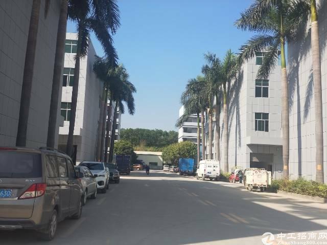 光明新区公明将石新出独院6600平方厂房出租