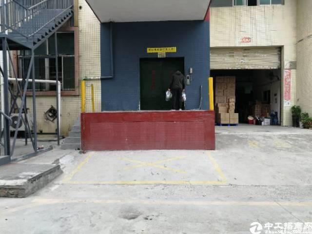 布吉丹竹头红本带卸货平台厂房出租