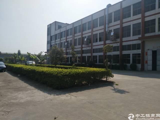 惠城区芦州新空出标准独门独院家具环评厂房出租