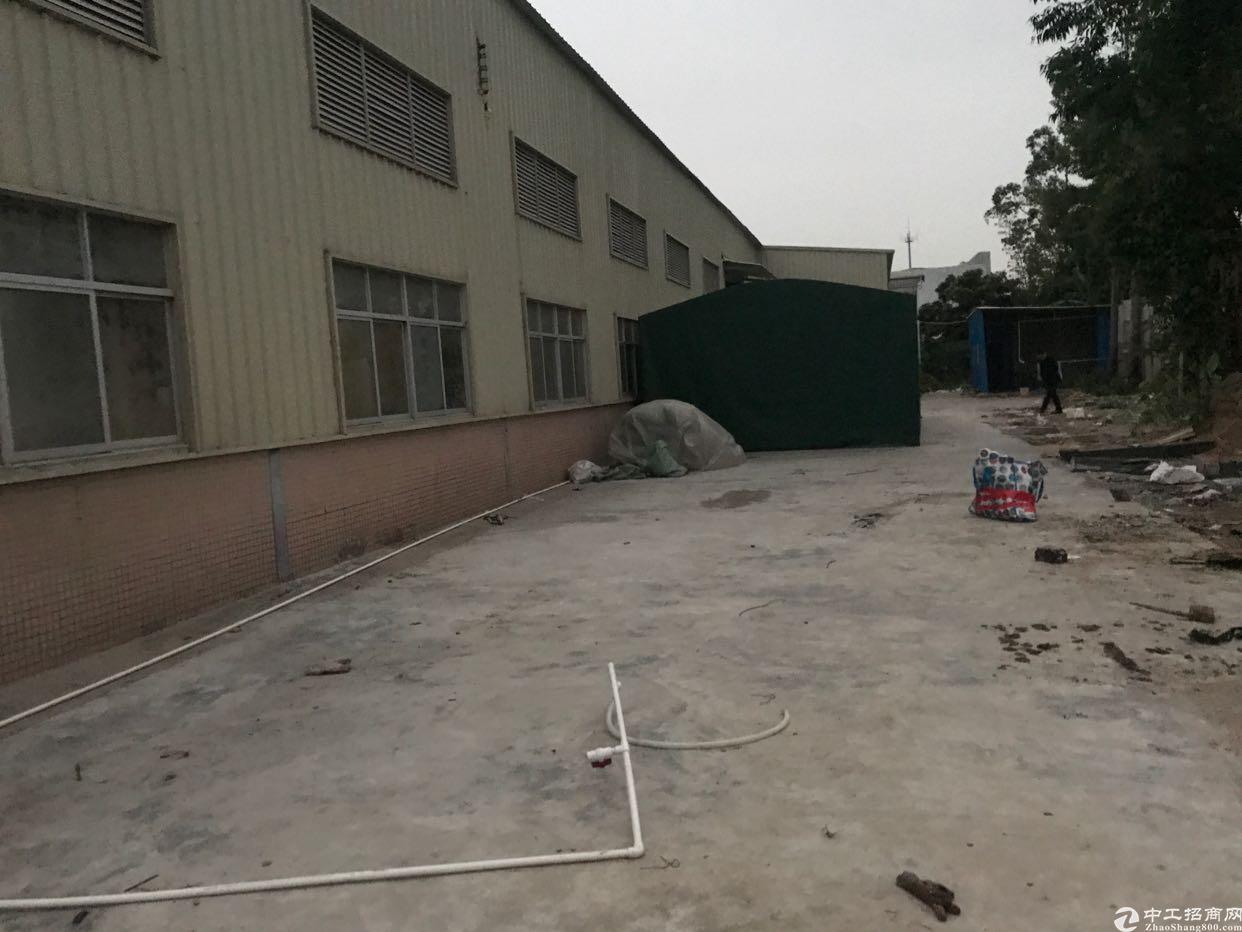 适合污染行业钢构厂房出租