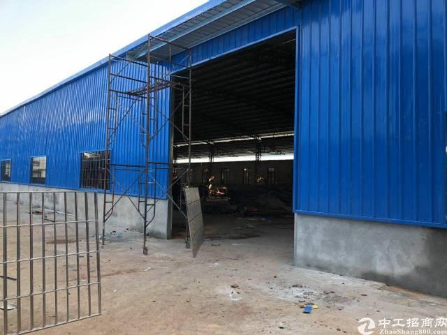 龙华大浪一楼标准钢构厂房出租3