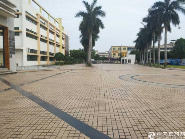 东莞虎门14369.5平米双证厂房业主诚意出售