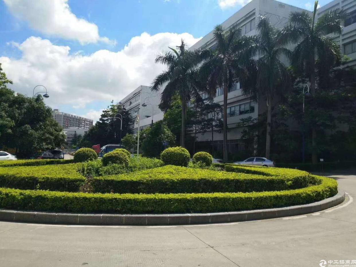 坪山红本厂房出售总面积20000万平