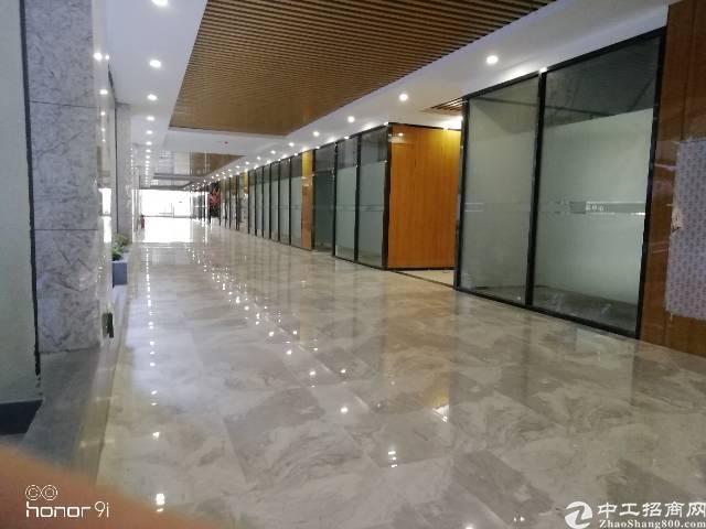 油松工业路旁40-2000平办公楼
