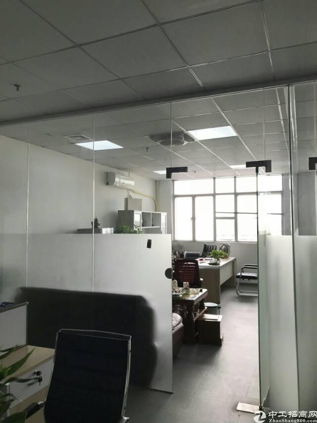福永福海地铁站旁边楼上200平写字楼出租