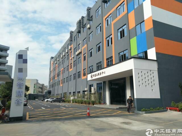 福永大洋田高新产业园200-4000平米大小分租