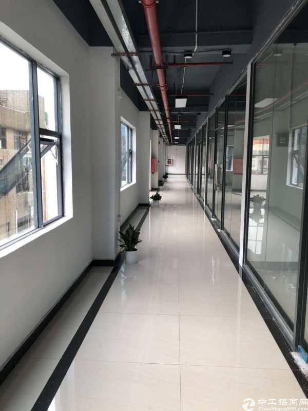 西乡银田创意园68-588平米写字楼出租