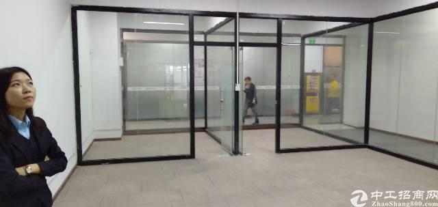 清湖地铁口精装修小面积办公室