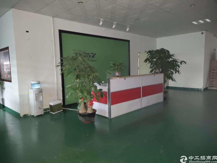沙井1100平带红本厂房出租