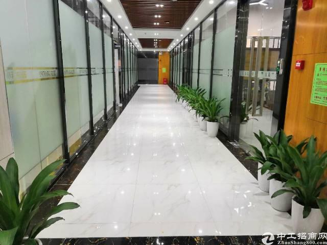 龙华民治地铁站200米写字楼出租
