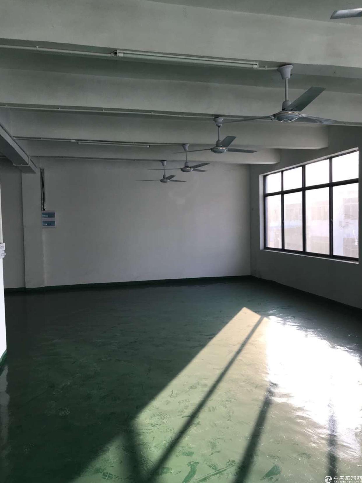福永塘尾新出原房东厂房360平靠宝安大道