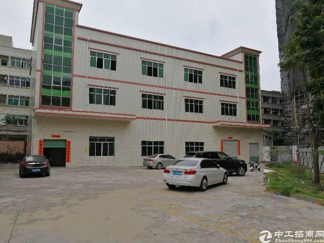 红本独门独院4760平厂房招租,地段好交通便利,空地大