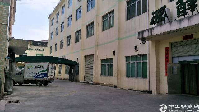 平湖白泥坑海吉星附近新出独栋带现成冷库厂房5000平方招租