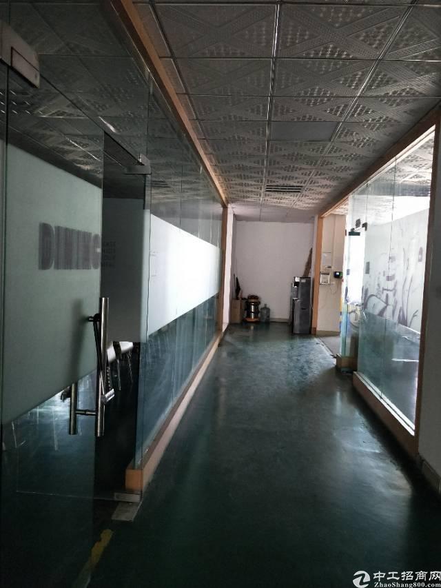 松岗燕川新出5楼550平方米带装修办公室