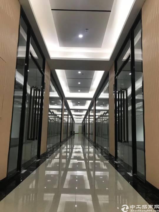 西乡固戍地铁口200米精装修写字楼