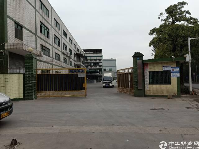 龙岗区平湖新木村独门独院厂房6500平方标准厂房出租