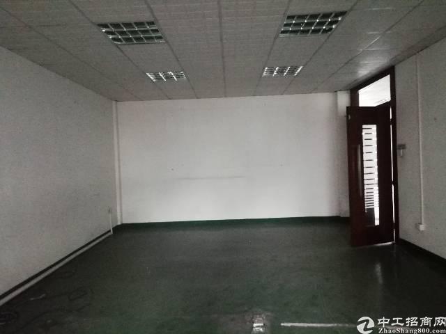 凤岗镇金凤凰新出二楼独院厂房1700平米高4.5你精装办公室