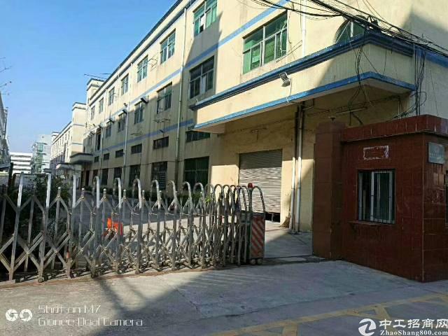 沙井宝安大道附近独院厂房出租4800平米