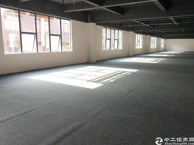 西乡银田工业区精装写字楼60平55元起租