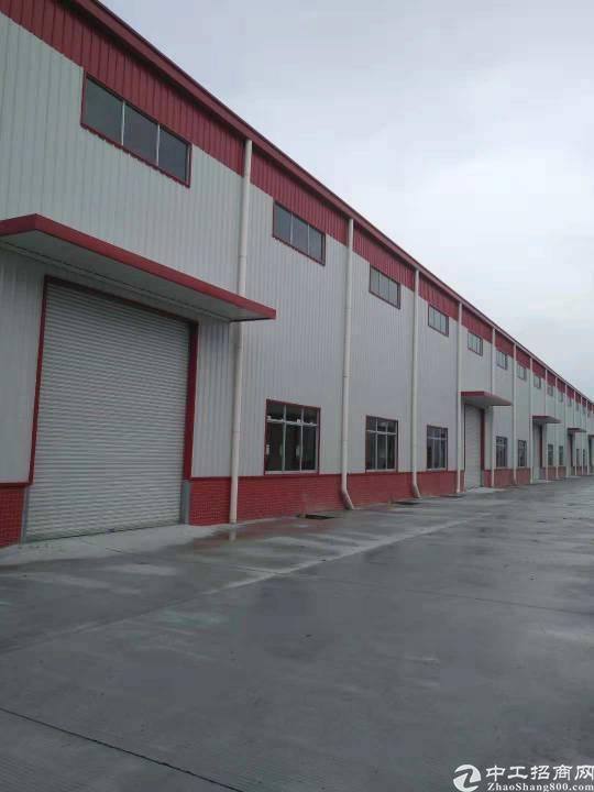 大朗镇大岭山9成新独院钢构厂房