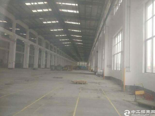 坪山新出标准钢构厂房5.9万平层高17米,2000起分!