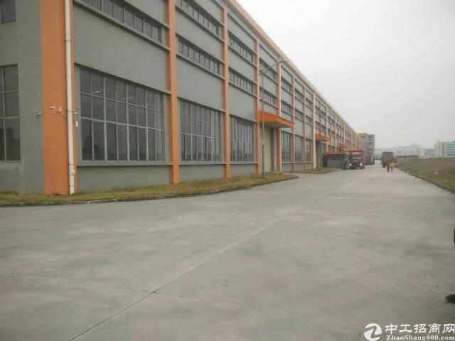 深圳独院12米钢构70000平米,可整租可分租