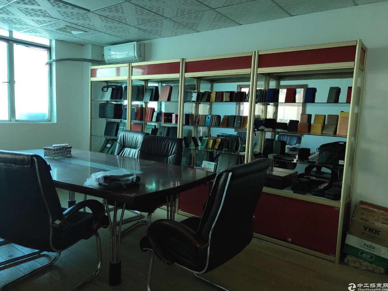 沙井万丰中路二楼450平米精装修厂房出租