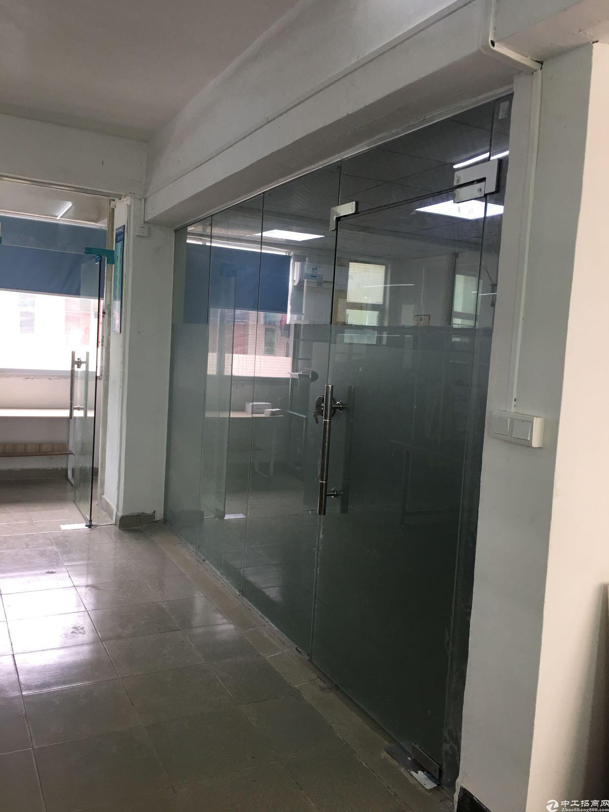 后亭二楼100平米精装修厂房出租