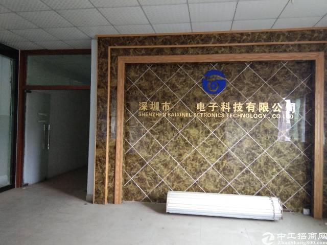 福永兴围新出原房东厂房800平急租